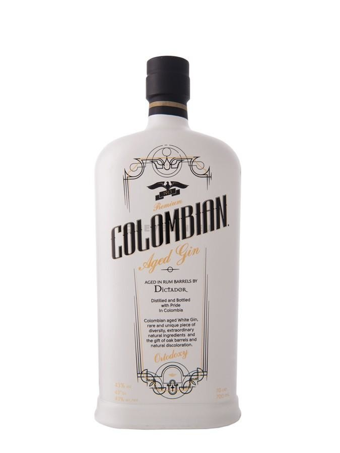 Gin Colombian Ortodoxy 70cl 43%
