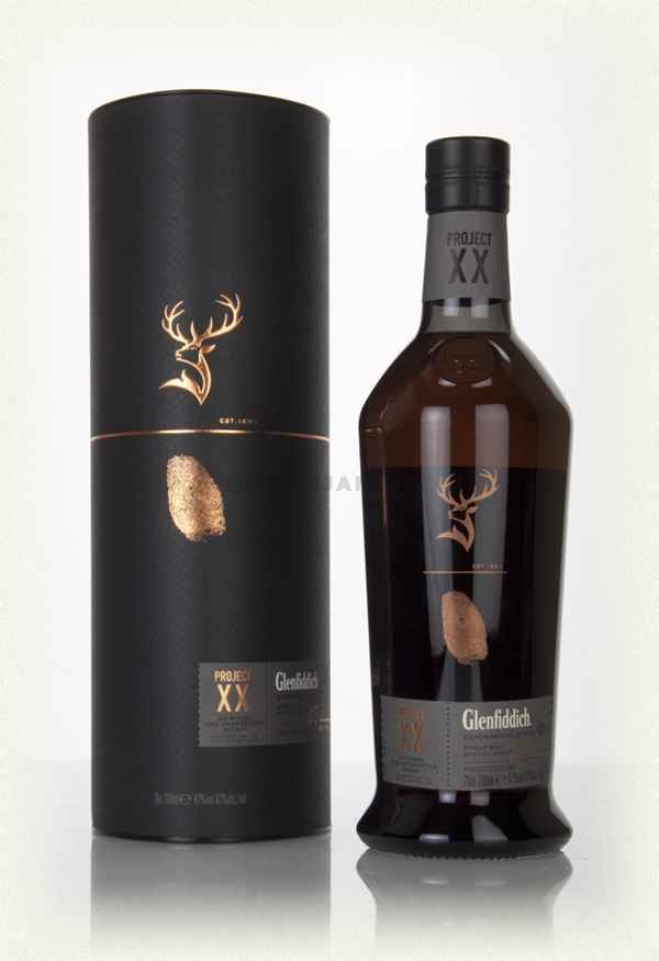 Glenfiddich Project XX 70cl 43% Speyside Single Malt Scotch Whisky