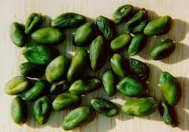 Shelled blanched pistachios nuts 1kg Iran 1ºQuality