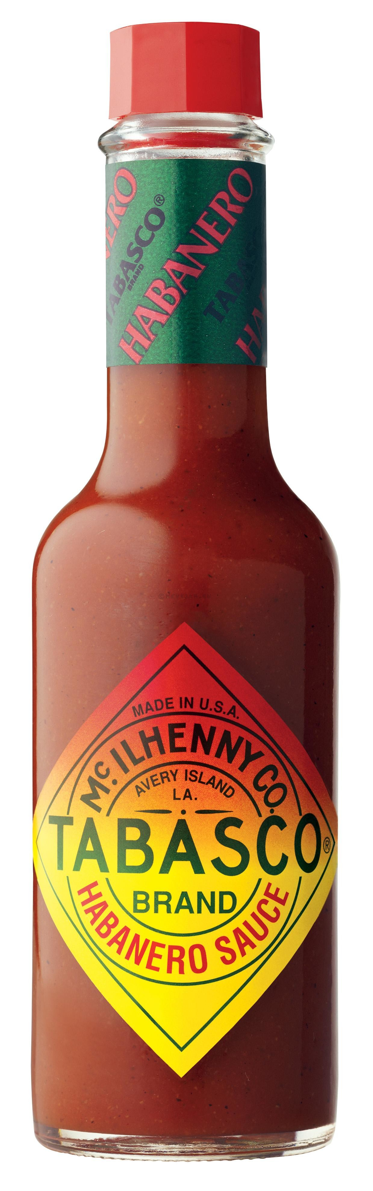Tabasco Habanero pepper sauce 150ml Mac Ilhenny