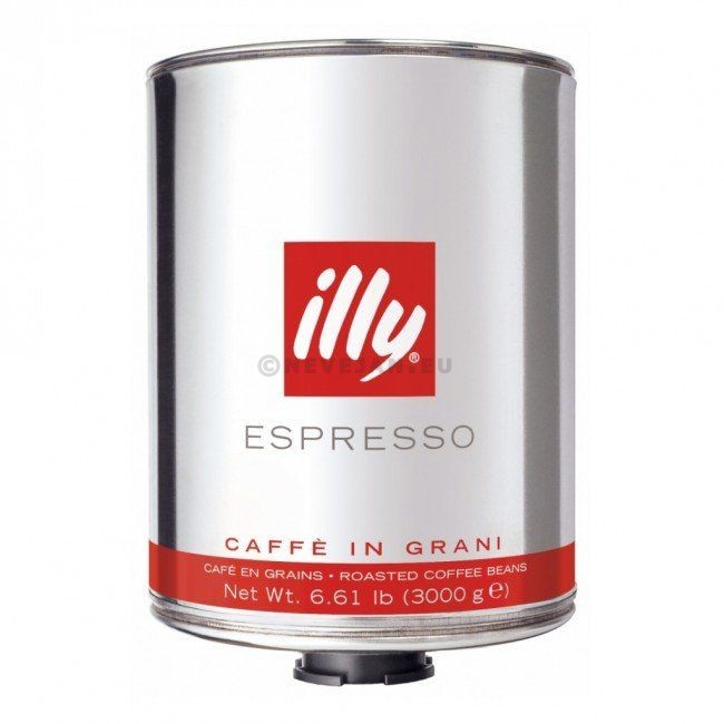 Illy coffee beans 3kg