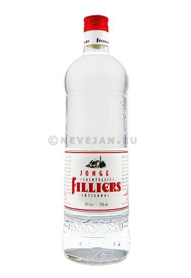 Filliers Young Grain Jenever 1L 35% glass bottle