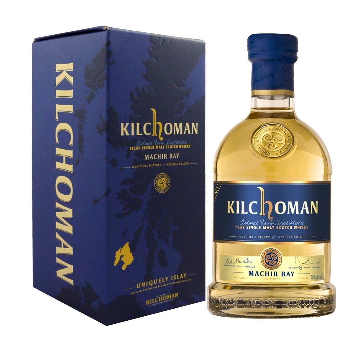 Kilchoman Machir Bay 70cl 46% Islay Single Malt Whisky