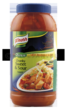 Knorr Chunky Sweet & Sour sauce 2.25L Asian Selection