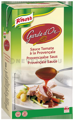 Knorr Garde d'Or sauce Provençale 1L Ready to Use
