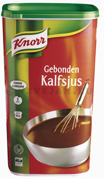 Knorr thickened veal jus 1.365kg dehydrated