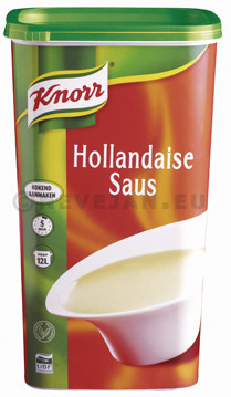 Knorr Hollandaise sauce mix 1.3kg dehydrated