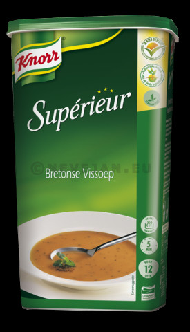 Knorr Superior Breton fish soup 1.20kg