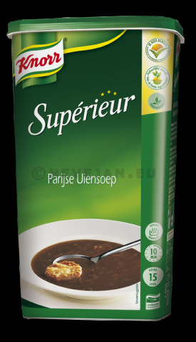 Knorr Superior soup French onion 1.04kg