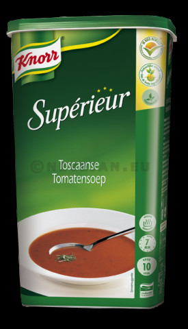 Knorr Superior soup Tuscan tomato 1kg