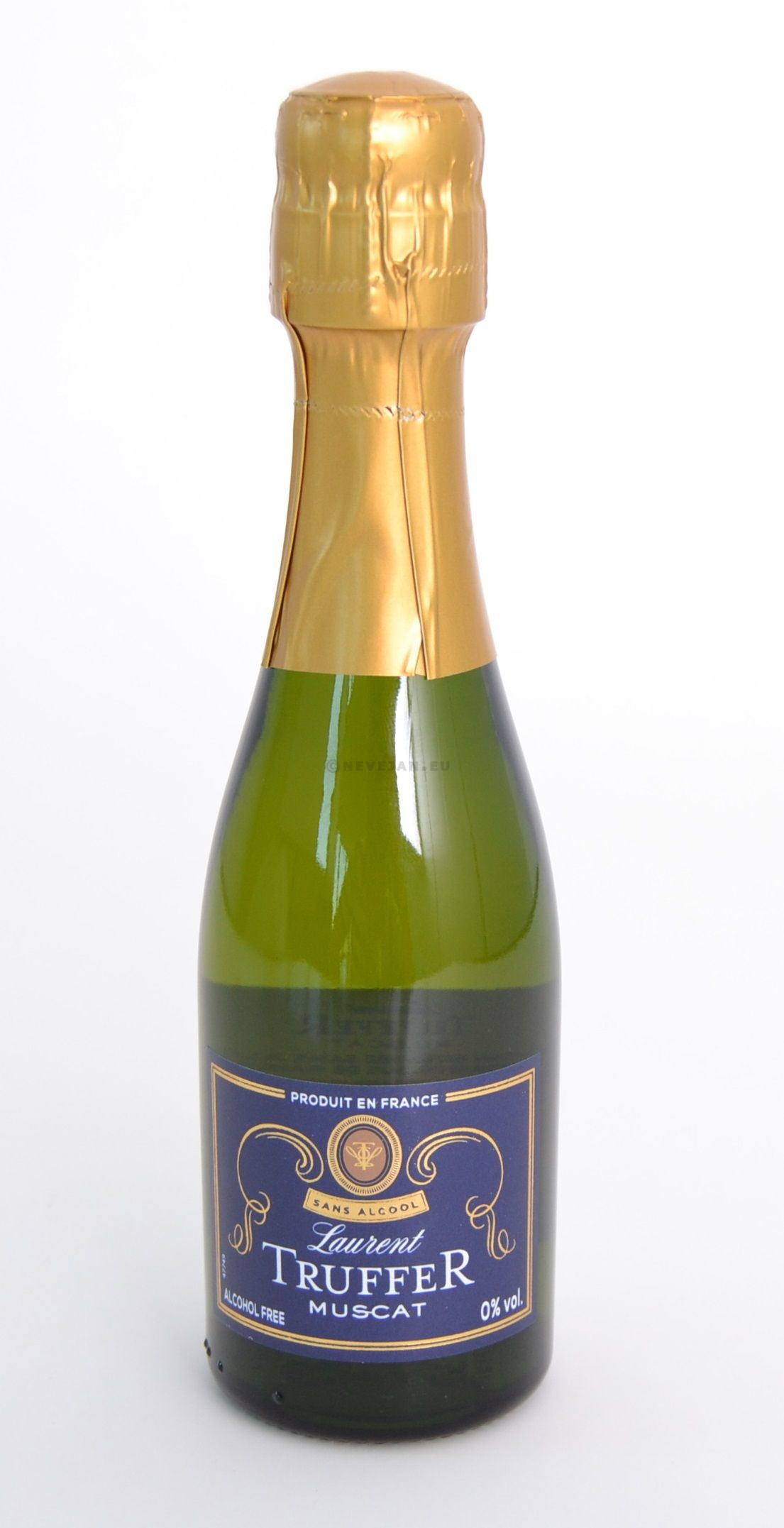 Sparkling Wine without Alcohol Laurent Truffer 20cl 0% Brut