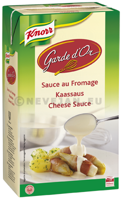 Knorr Garde d'Or sauce cheese 1L Ready to Use