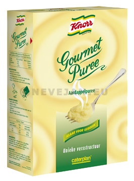Knorr Gourmet Mashed Potatoes 5kg