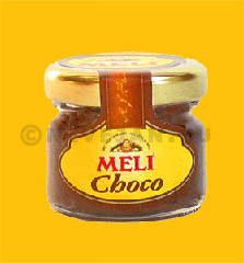 Meli chocolate spread 34x28gr jar