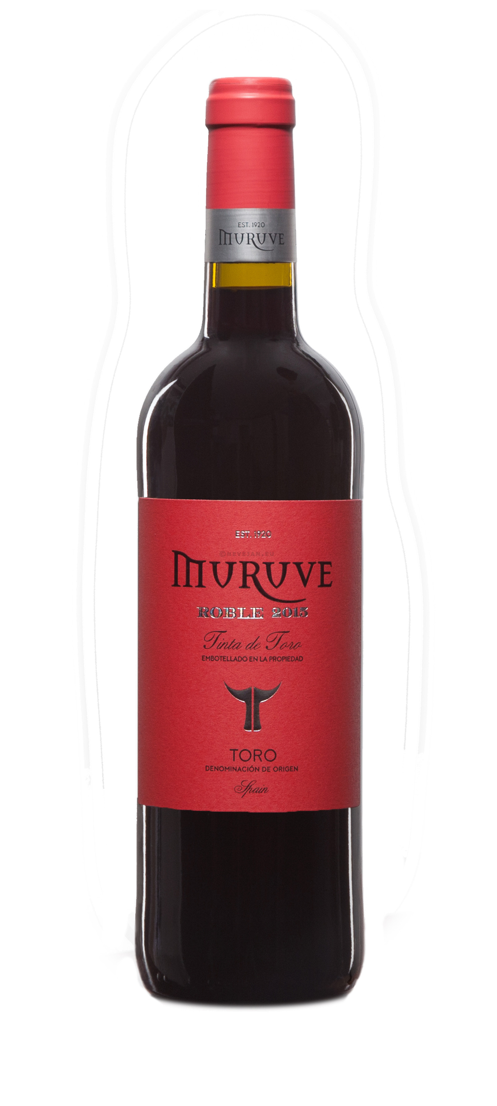 Muruve Roble 75cl 2015 Bodegas Frutos Villar - Toro - Spain