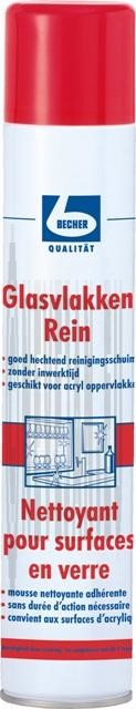 Becher Glasvlakken Rein 500ml spuitbus