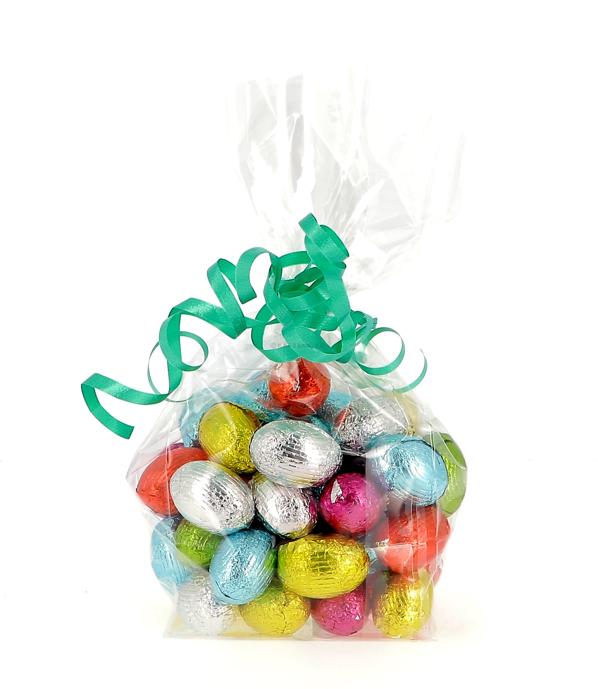 Filled Easter Eggs Chocolate 9 gram Individually Wrapped 500gram