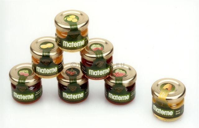 Materne 4 Fruits Jam 28gr