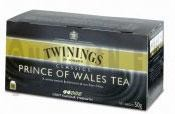 Twinings Tea Prince of Wales 25 tea bags