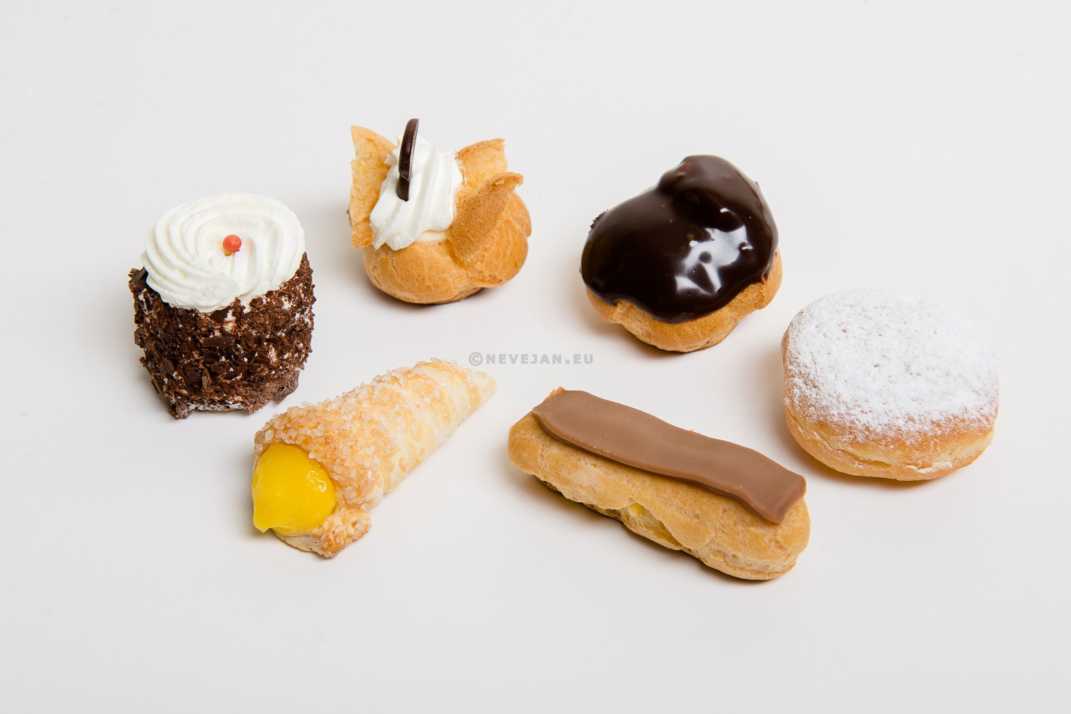 Pruve Mini Patisserie Box 43st