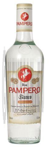 White Rum Pampero Blanco 1L 37.5% Light Dry