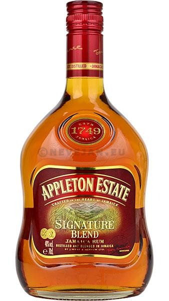 Rum Appleton Estate Signature Blend 70cl 40% Jamaica