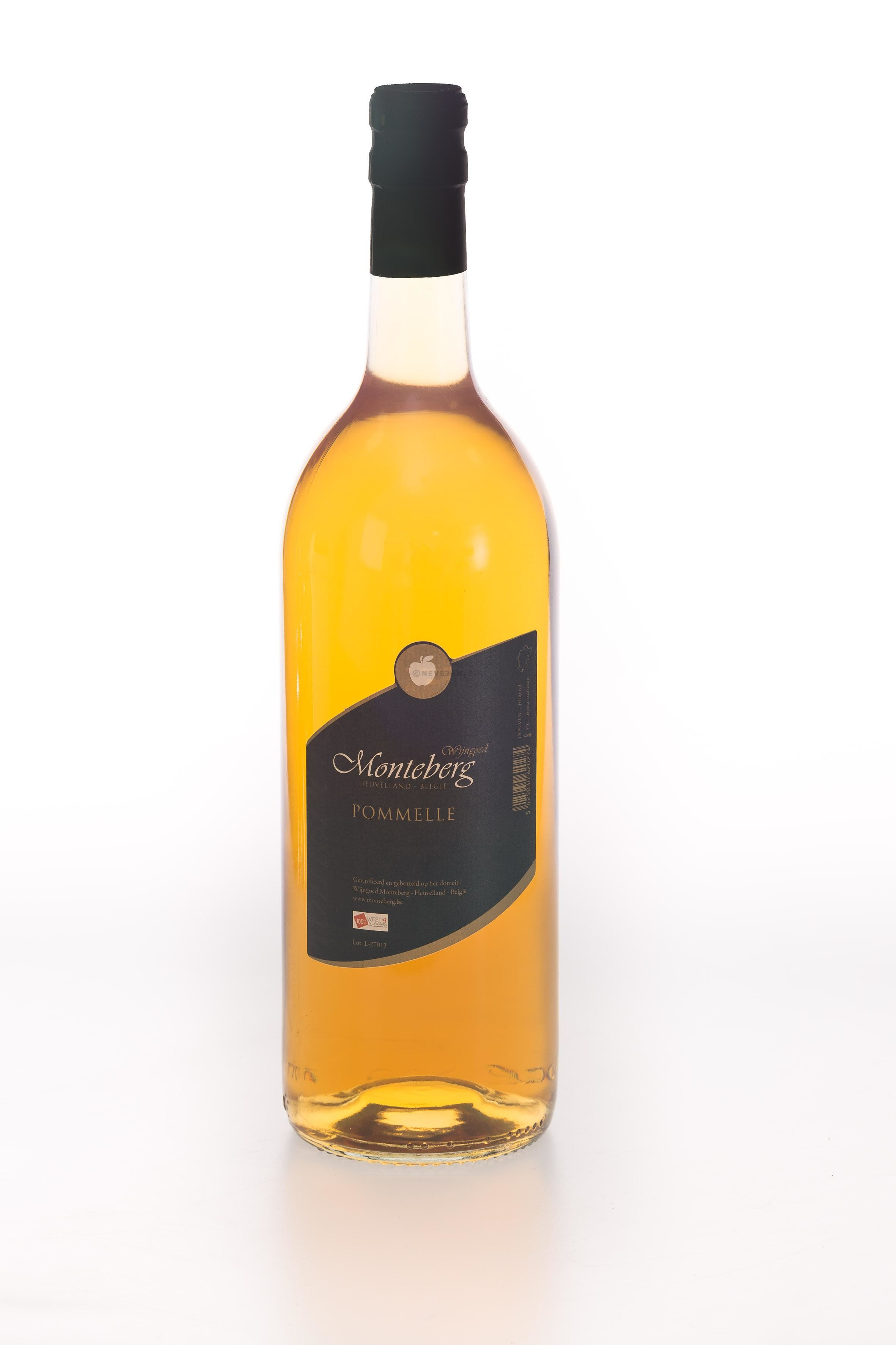 Pommelle Winery Monteberg 50cl 17% Dranouter