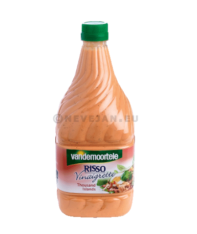 Vinaigrette Thousand Islands 2L Risso Vandemoortele