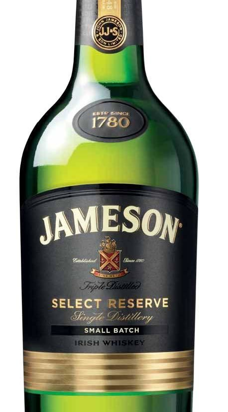 Jameson Select Reserve 70cl 40% Irish Whiskey