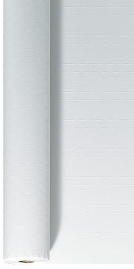 Damask Tablecloth Paper White Roll 1.2m 100m