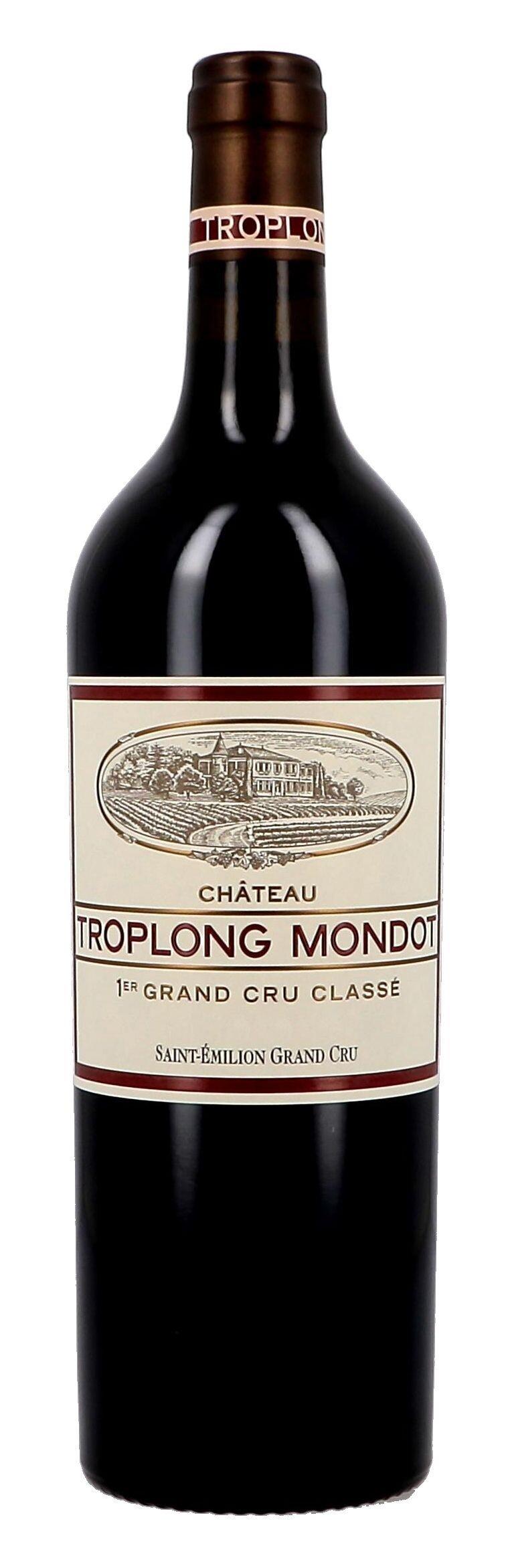 Chateau Troplong-Mondot 75cl 2017 St.Emilion 1er Grand Cru Classe (Wijnen)