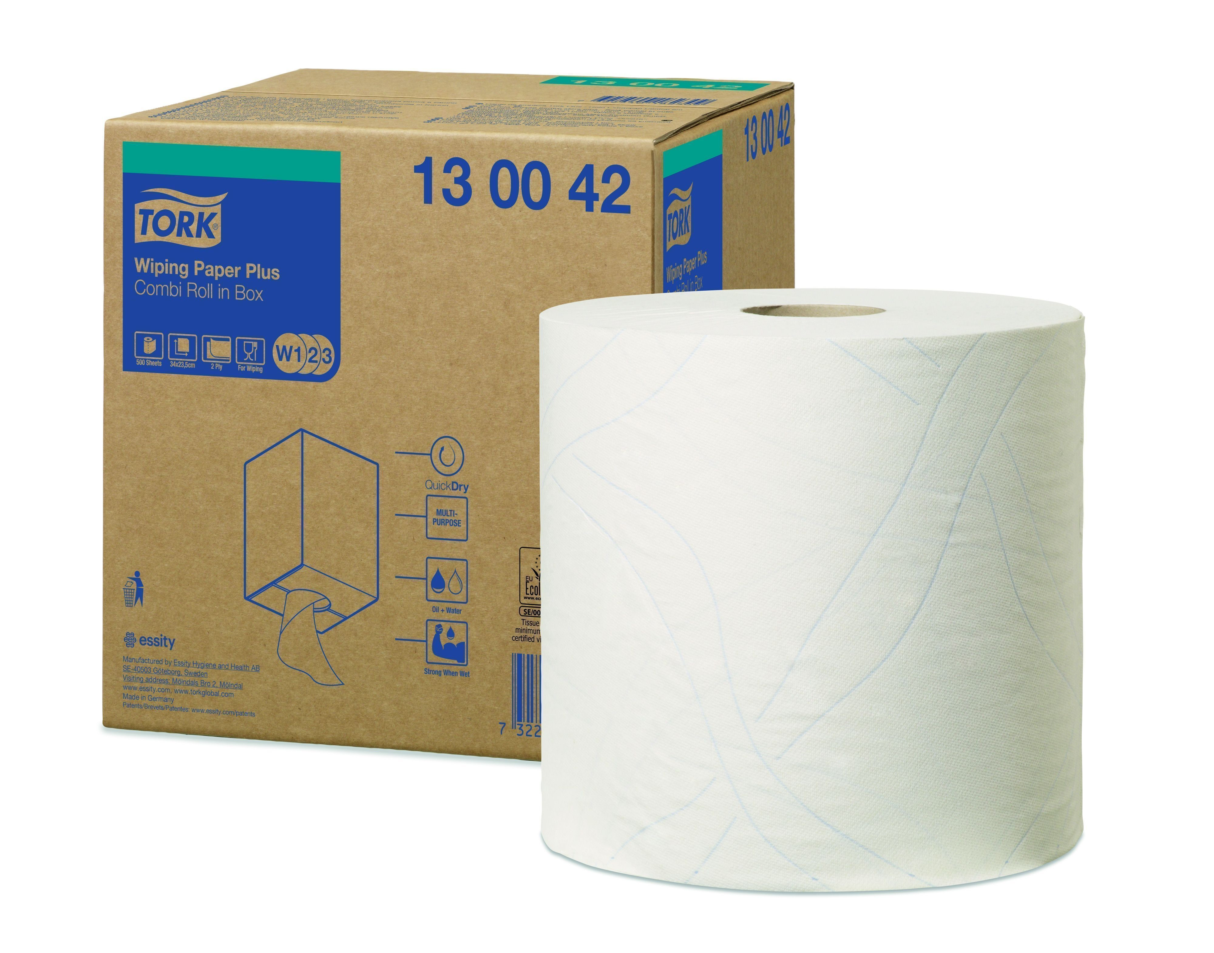 ORK Wiping Paper Plus 1roll 130042 Wiper 420
