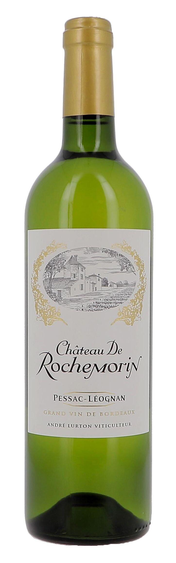 Chateau De Rochemorin wit 75cl 2017 Pessac Leognan Andre Lurton (Wijnen)