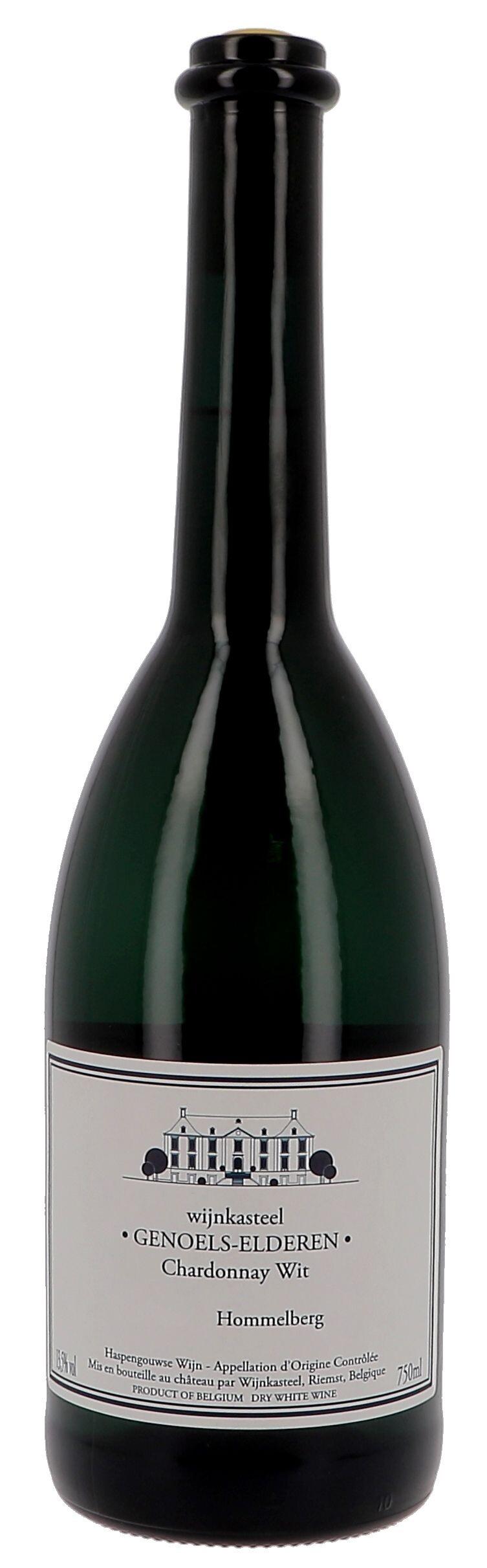 Chardonnay White Label 75cl Winecastle Genoels-Elderen