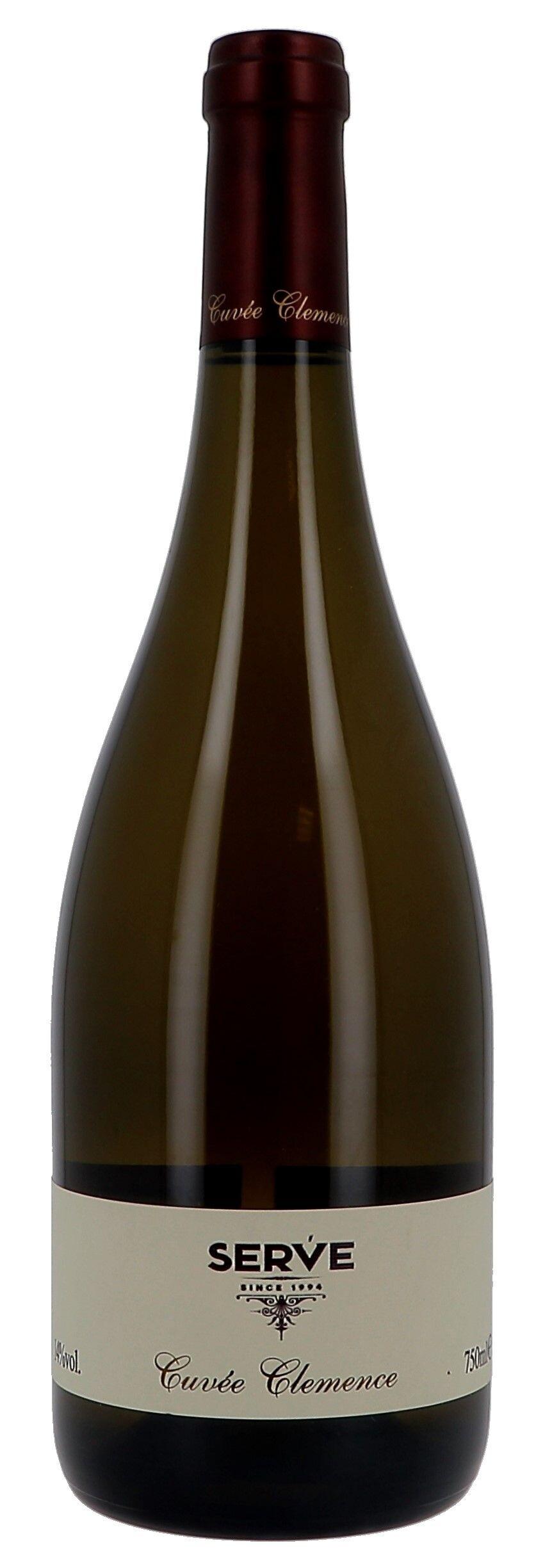 Serve Terra Romana Cuvée Clémence 75cl Romania wine