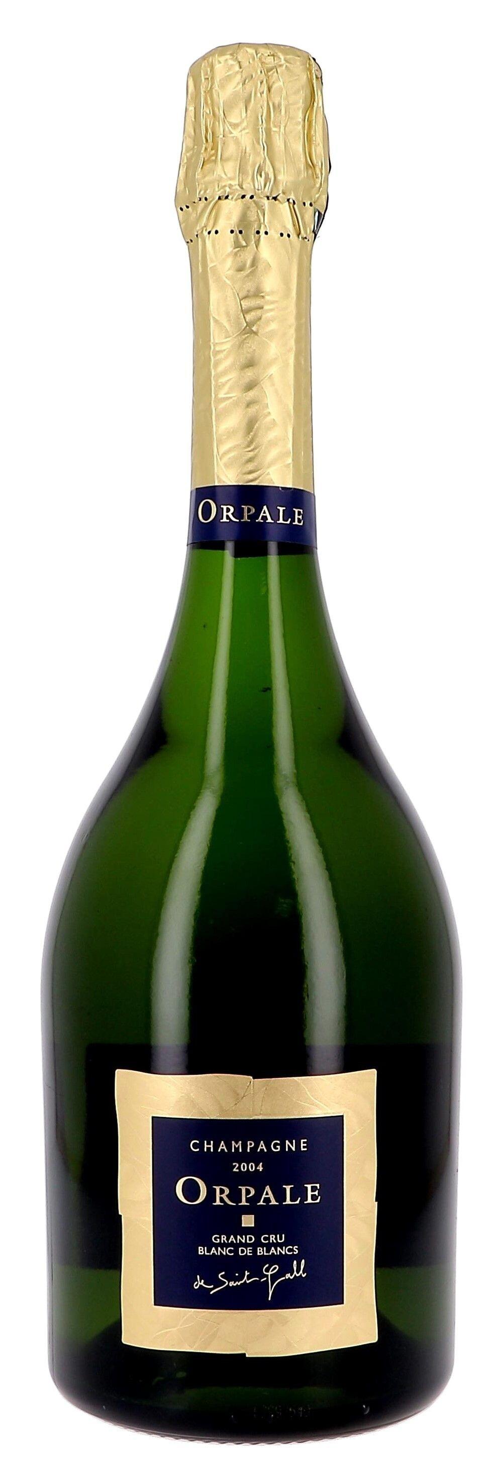 Champagne de Saint Gall Orpale 75cl Blanc de Blancs (Champagne)