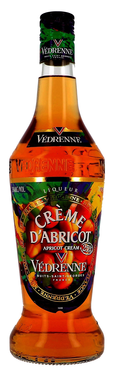 Vedrenne Creme d'Abricot 70cl 25% (Likeuren)