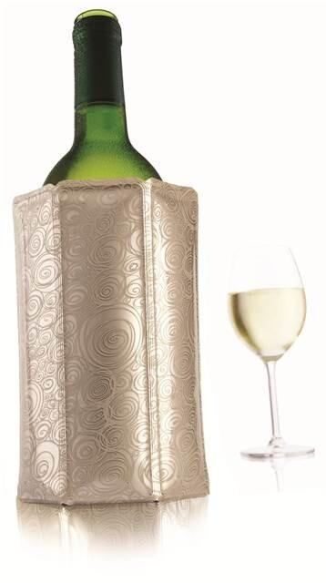 Rapid Ice Wine Cooler Platinum 1pc Vacu Vin