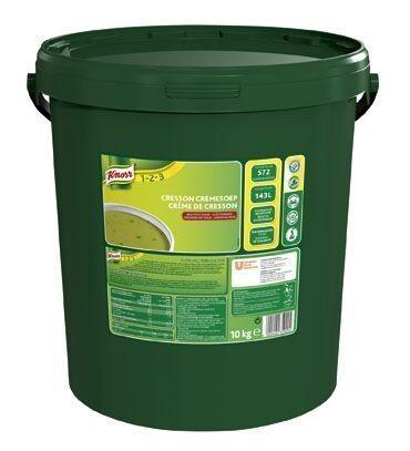 Knorr cress soup 10kg powder