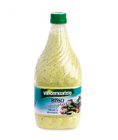 Vinaigrette mussel sauce 2L Risso Vandemoortele