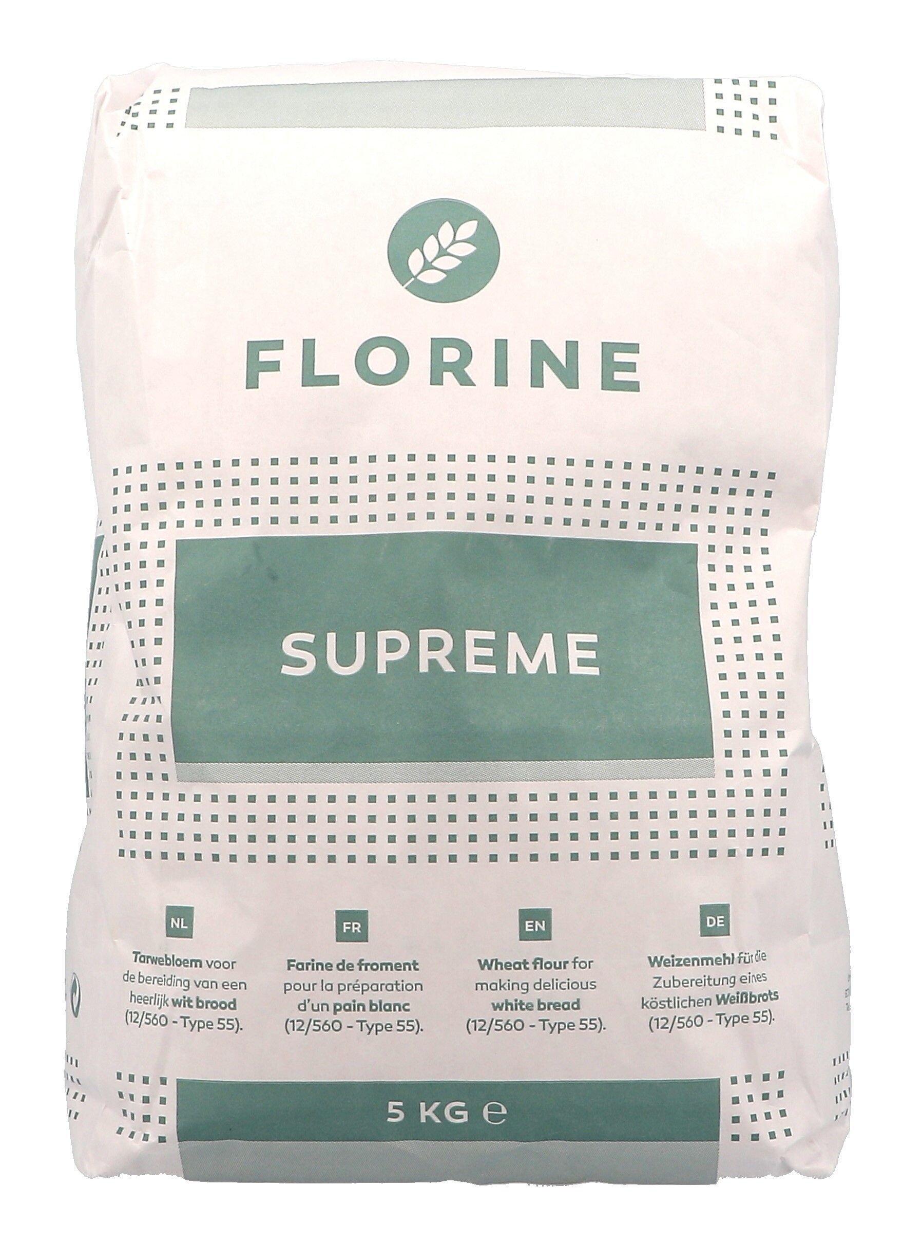 Florine Wheat Flour Supreme 5kg Dossche Mills (Default)