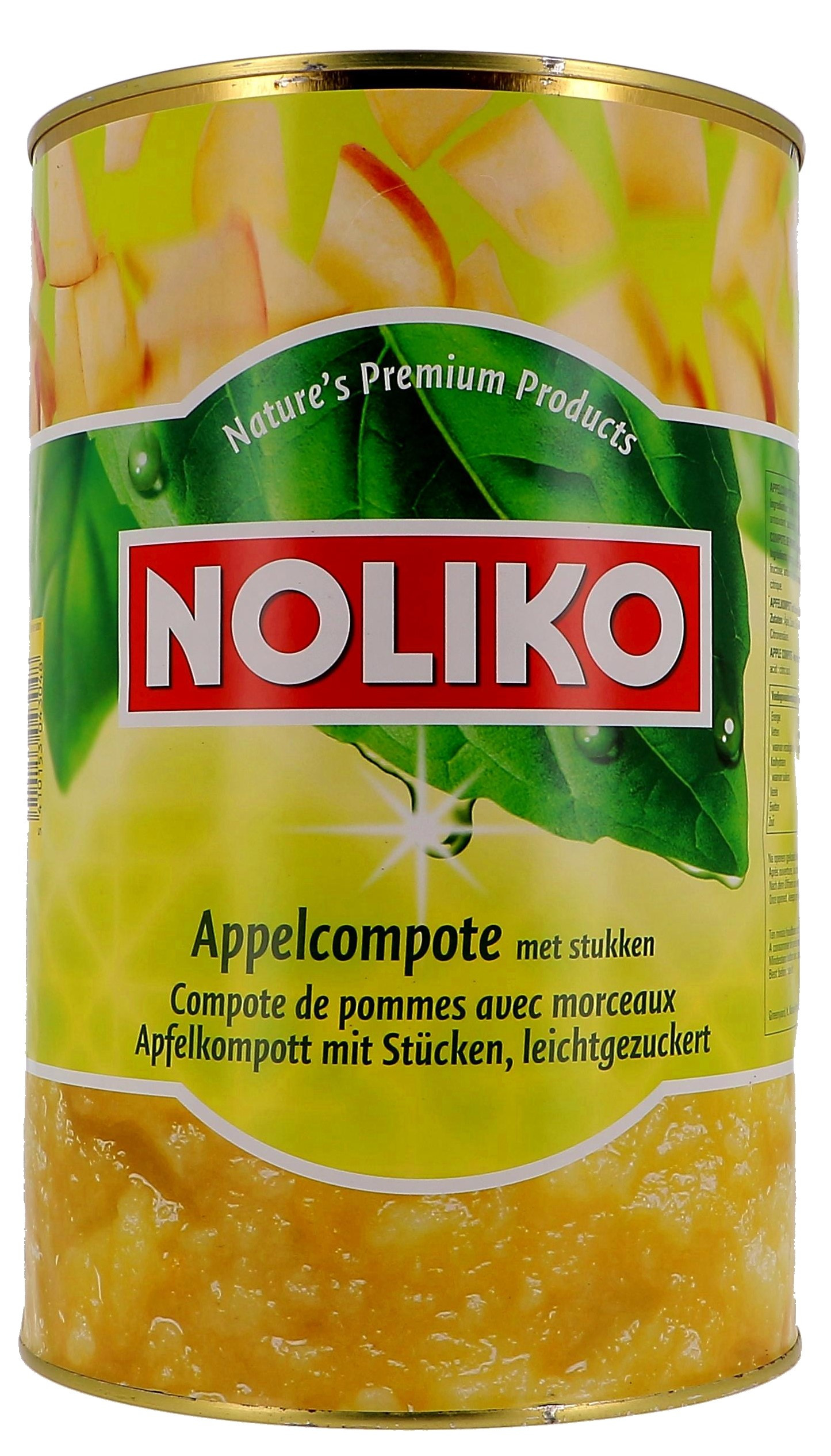 Noliko Apple Compote 4200gr Canned