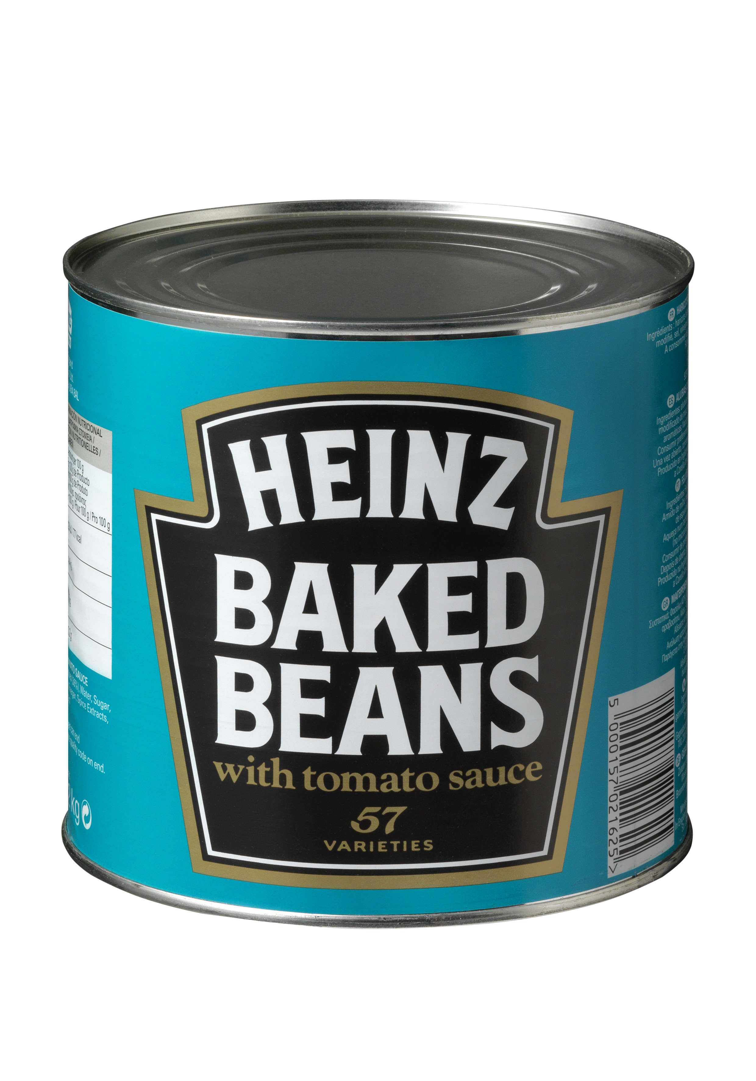 Heinz Baked Beans in Tomato Sauce 2.6kg canned
