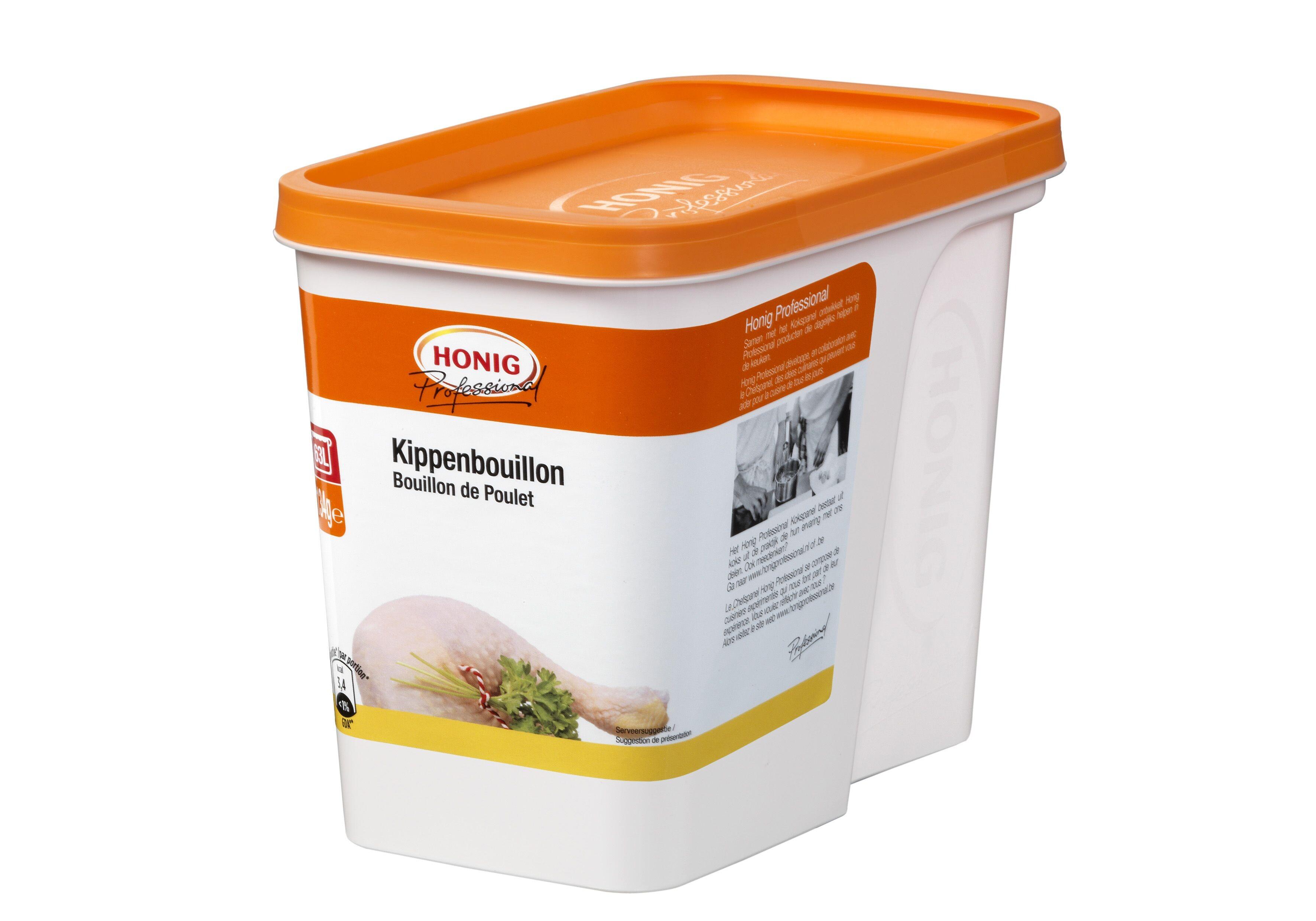 Honig chicken bouillon powder 1134gr Professional