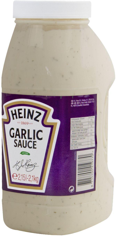 Heinz Garlic sauce 2.15L