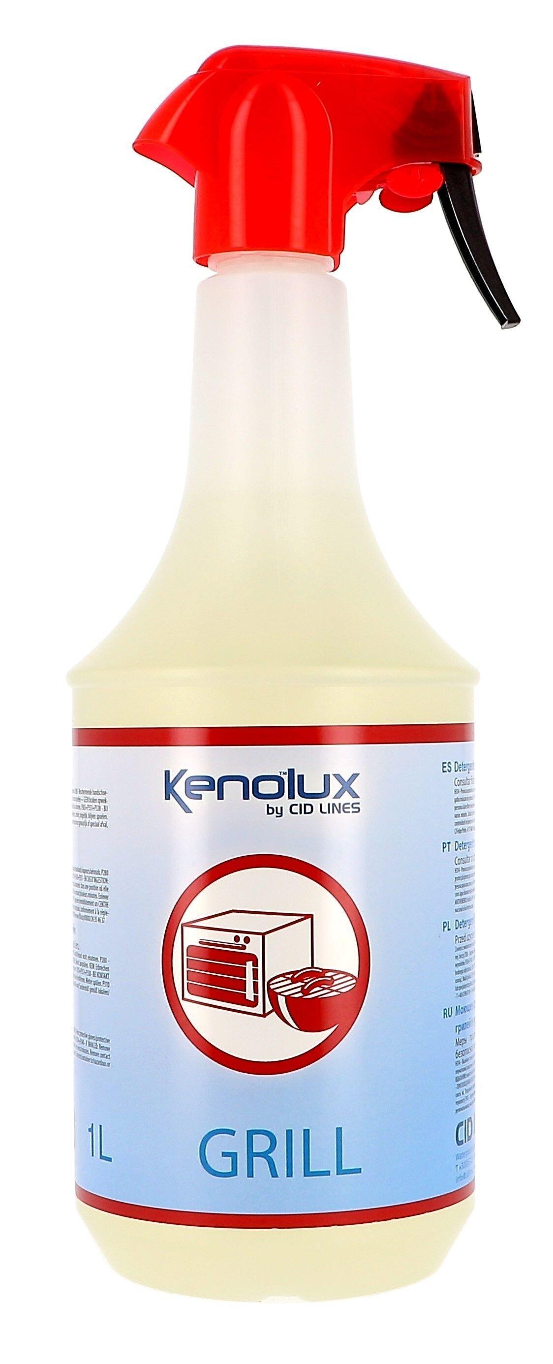 Kenolux Grill 1L CID Lines oven & grillreiniger (Reinigings-&kuisproducten)