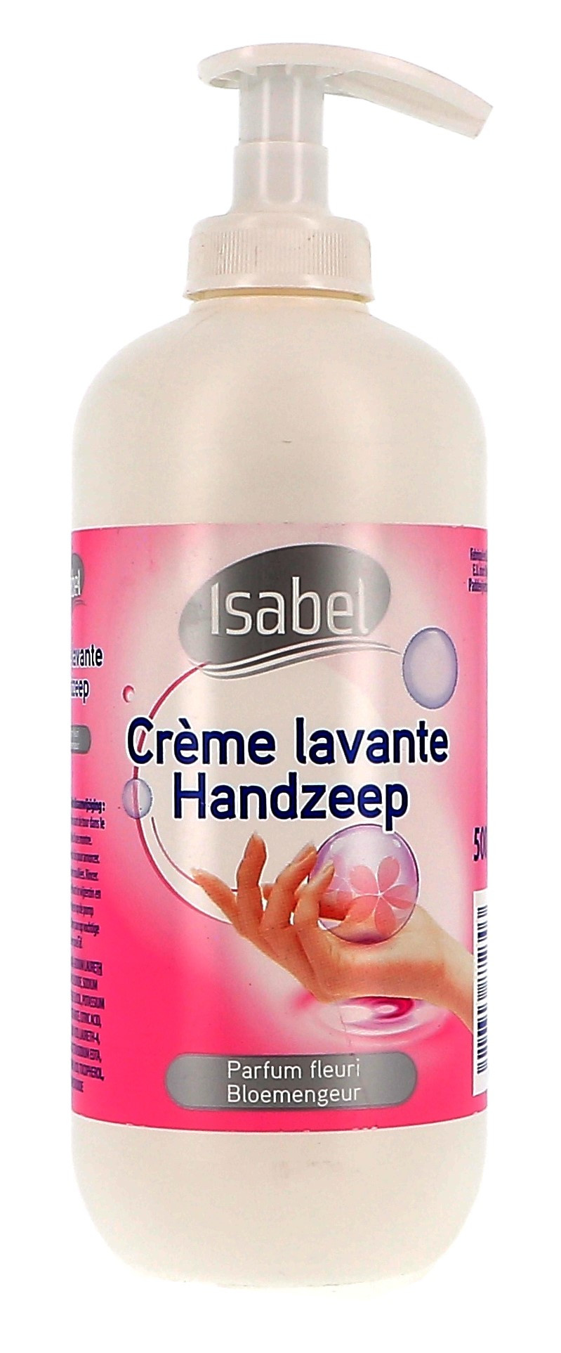 Isabel Hand Soap 500ml bottle with pump