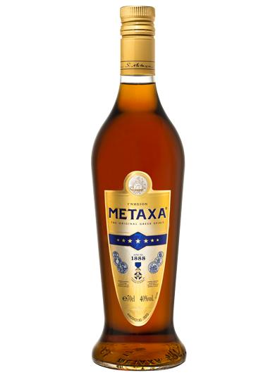 Metaxa 7 star 70cl 40%