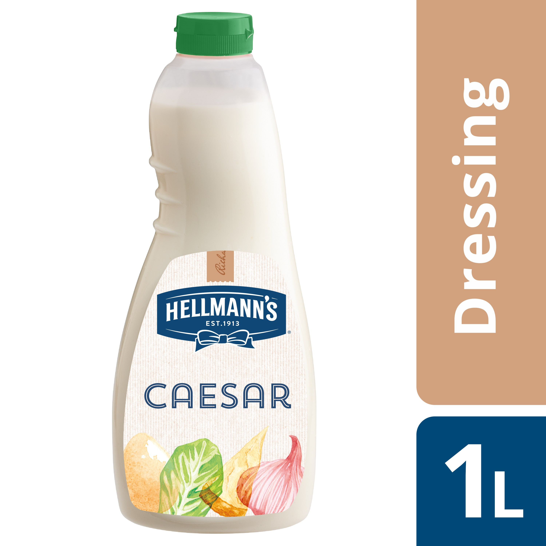Hellmann's creamy Caesar Dressing 1L
