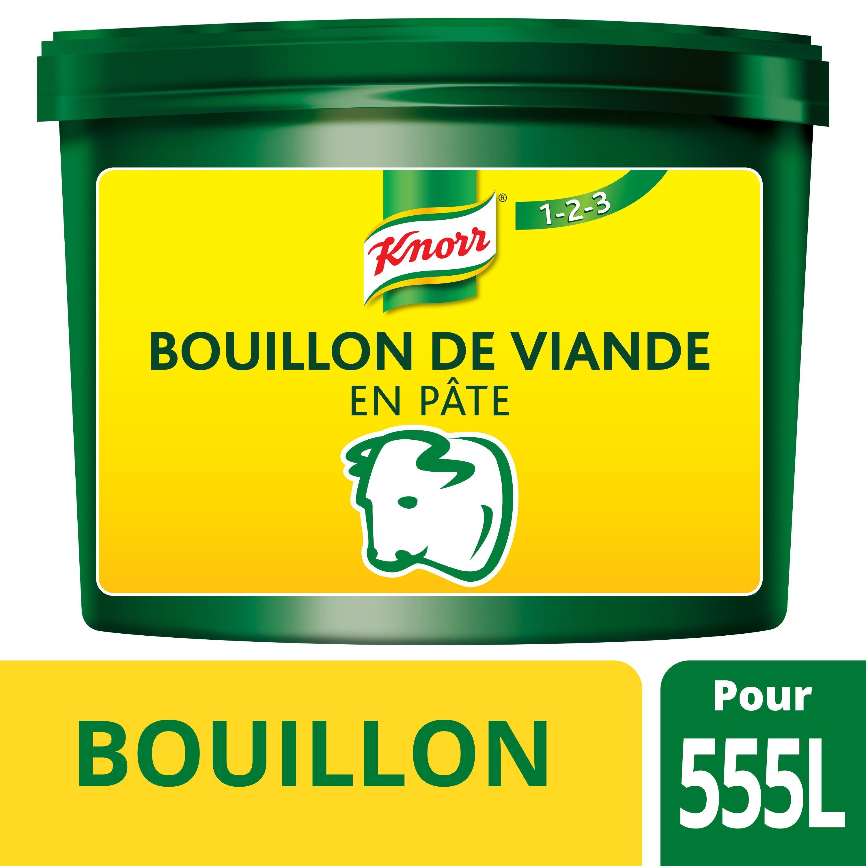 Knorr Beef Bouillon paste 10kg Professional